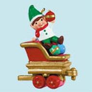2011 Santa's Holiday Train - Happy Helper