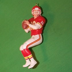 1995 Football - Joe Montana - KC
