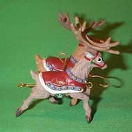 1992 Santa And Reindeer - Comet And Cupid