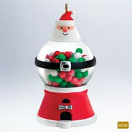 2011 Gumball Santa