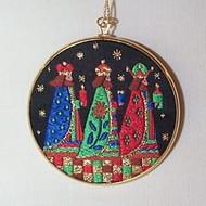 1983 Hall Family Ornament - No Card