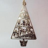 1986 Hall Family Ornament - No Card