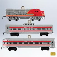 2011 Lionel Santa Fe Super Chief