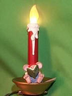 1985 Chris Mouse #1 - Candle