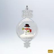 2012 A Snow Hello - Miniature