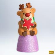 2012 Deer-ly Loved Cookie - Miniature