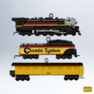 2012 Lionel Chessie Steam Special