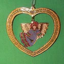 1982 Cloisonne Angel