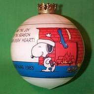 1983 Peanuts