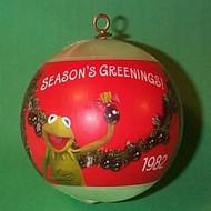 1982 Miss Piggy and Kermit