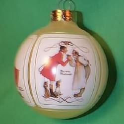1987 Norman Rockwell - Christmas Scenes