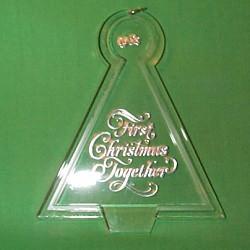 1982 1st Christmas Together - Acrylic