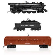 2015 Lionel 2148WS Deluxe Pullman Set