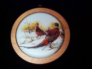 1984 Holiday Wildlife #3 - Ring-necked Pheasant