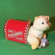 1983 Mailbox Kitten
