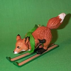 1983 Skiing Fox