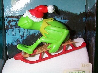 1981 Kermit The Frog
