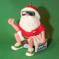 1983 Hitchhiking Santa