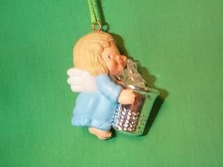 1984 Thimble #7 - Blue Angel