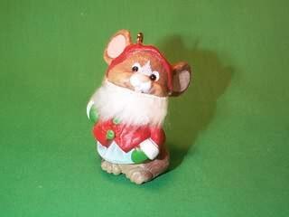 1984 Santa Mouse
