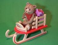 1984 Babys 1st Christmas - Sled