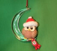 1984 Christmas Owl