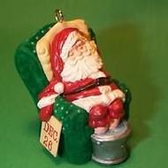 1987 Sleepy Santa