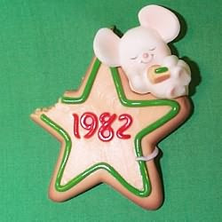 1982 Cookie Mouse - Little Trimmer