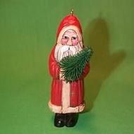 1987 Folk Art Santa