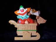 1988 Jingle Bell Clown