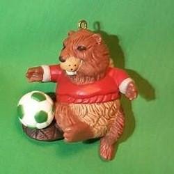 1985 Soccer Beaver