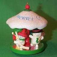 1982 Carousel #5 - Snowman