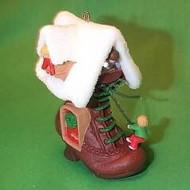 1985 Children In Shoe