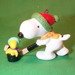 1985 Snoopy And Woodstock