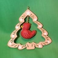 1988 Christmas Cardinal