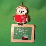 1985 Teacher-Owl