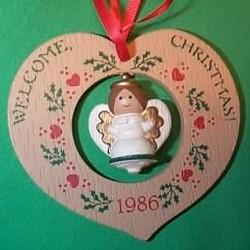 1986 Welcome Christmas