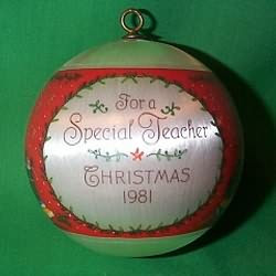 1981 Teacher