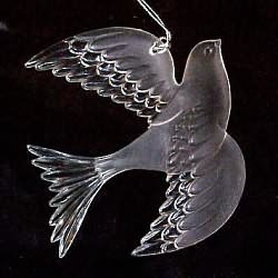 1977 Hall Family Ornament - No Card