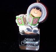 1980 Frosty Friends #1 - Cool Yule