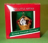 1988 Three Little Kitties