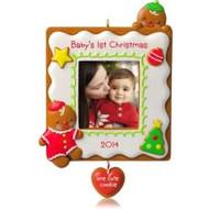 2014 Babys 1st Christmas - Photo
