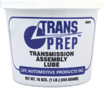 life automotive trans prep transmission assembly lube blue gel 5001 rh ctpowertrain com Transmission Medium manual transmission assembly lube napa
