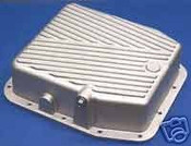Transmission Oil Pan Ford AODE 4R70W Super Deep Aluminum