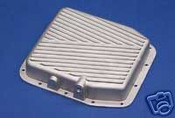 """Transmission Oil Pan Ford AOD 1981-1993 """"Low Profile"""" Aluminum"""