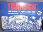 TRANSGO THM350 TH350 REPROGRAMMING KIT 350-3 1969-79