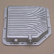 Transmission Low Profile Oil Pan GM Chevy THM350 TH350 350C As-Cast Aluminum New