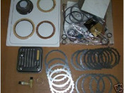 A604 604 40TE 41TE OEM Spec Super Master Kit with Frictions Steels Input / Output Sensors Filter