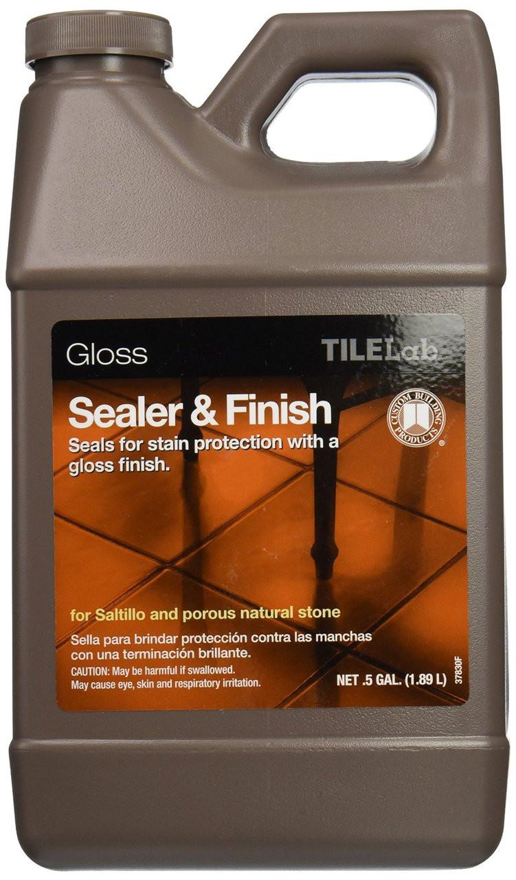 Tilelab 4 64oz Gloss Enhancer Sealer Amp Finish The Floor