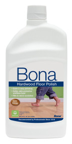 Bona 32oz Hardwood Floor Low Gloss Polish
